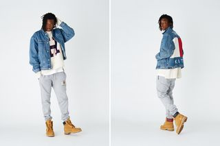 0dde463cab6cf KITH x Tommy Hilfiger FW18 Lookbook  See It All Here