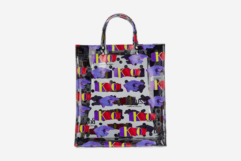Print Tote Bag