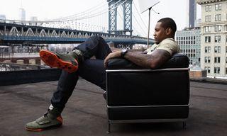 Carmelo Anthony Reveals Jordan x rag & bone Collab for NYFW