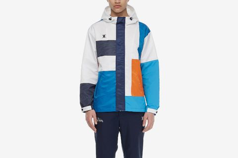 Colorblocking Jacket