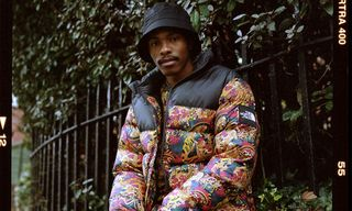 """The North Face Just Dropped a Vibrant """"Expedition Africa"""" Capsule Collection"""