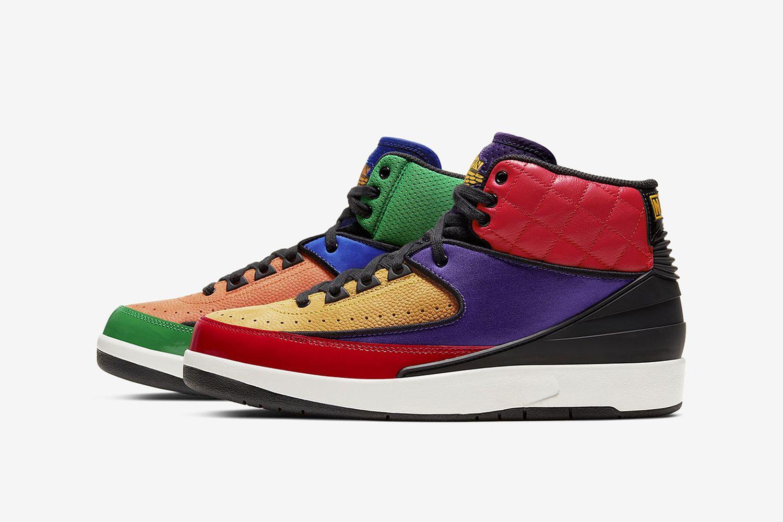 Wmns Air Jordan 2 Retro