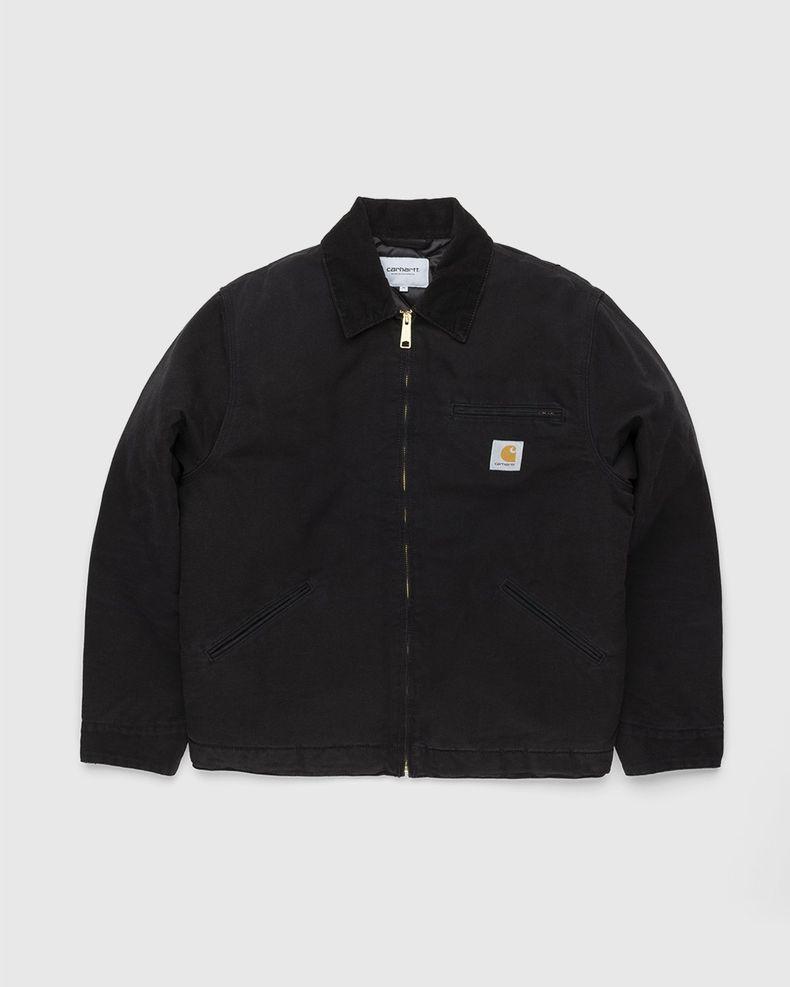 Carhartt WIP – OG Detroit Jacket Black