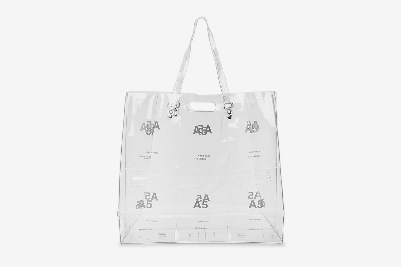 A5 Panelled Bag