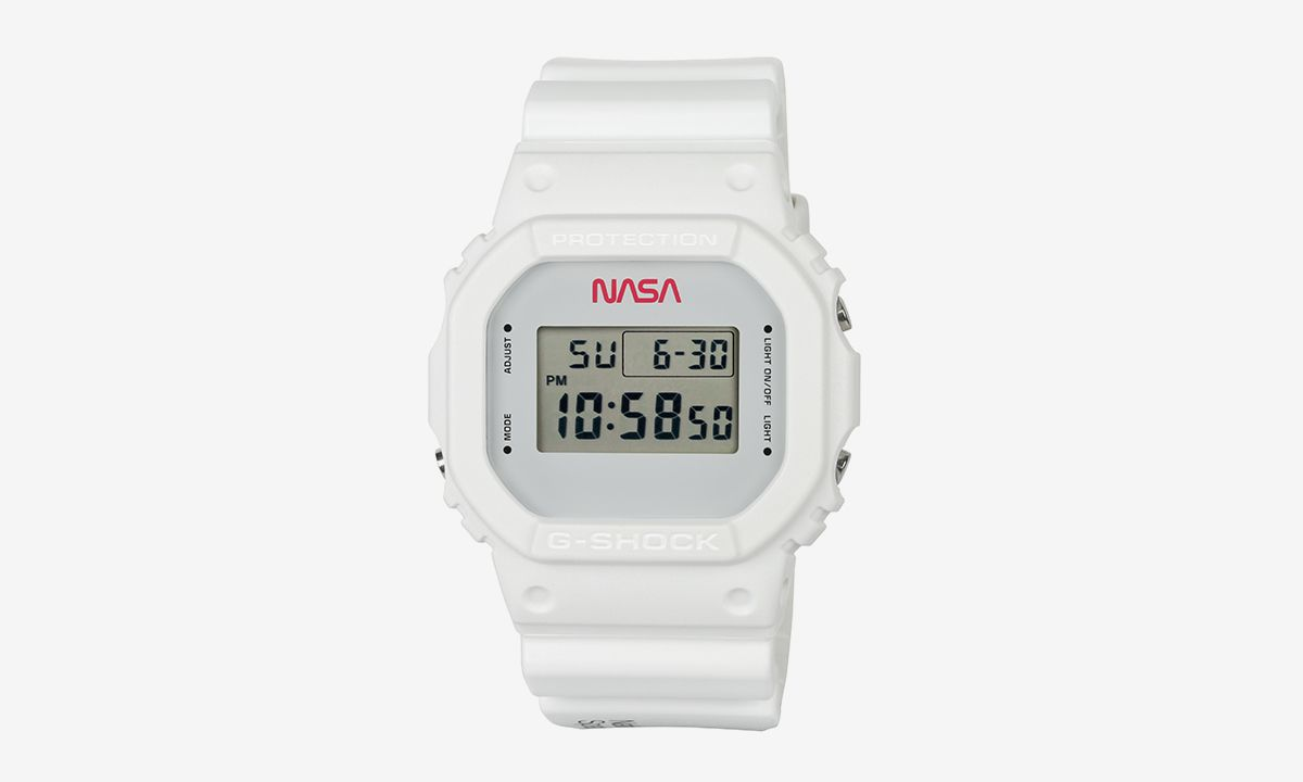 G-SHOCK Releases New NASA-Themed Watch: Buy Here