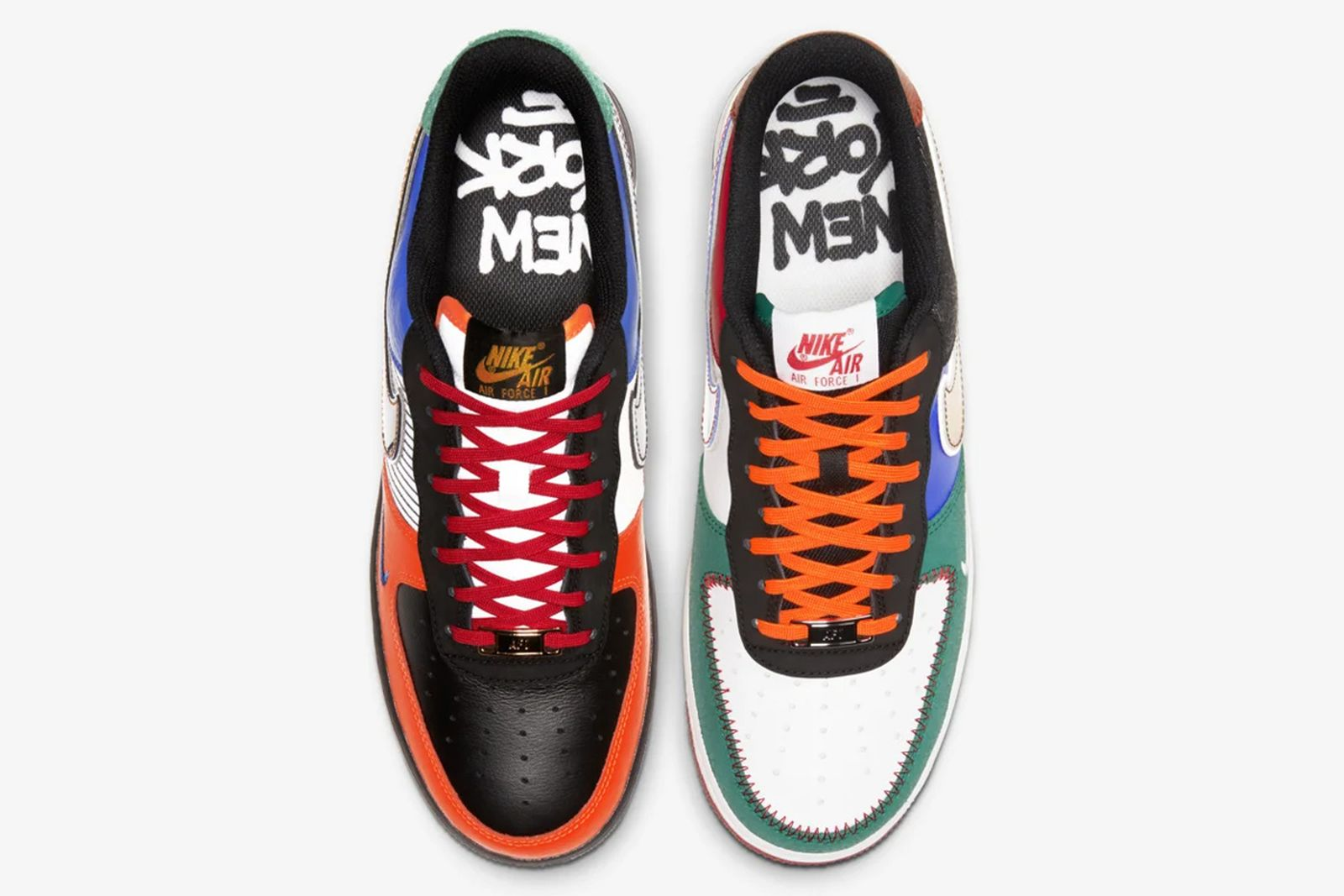 nike air force 1 nyc release date price