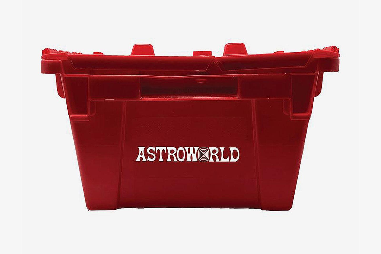 travis scott astroworld merch collection august 6 ASAP Ferg Merchandise brockhampton