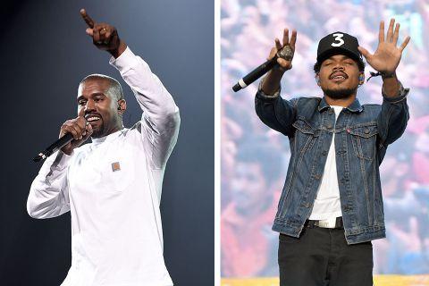 kanye west chance the rapper new album Good Ass Job