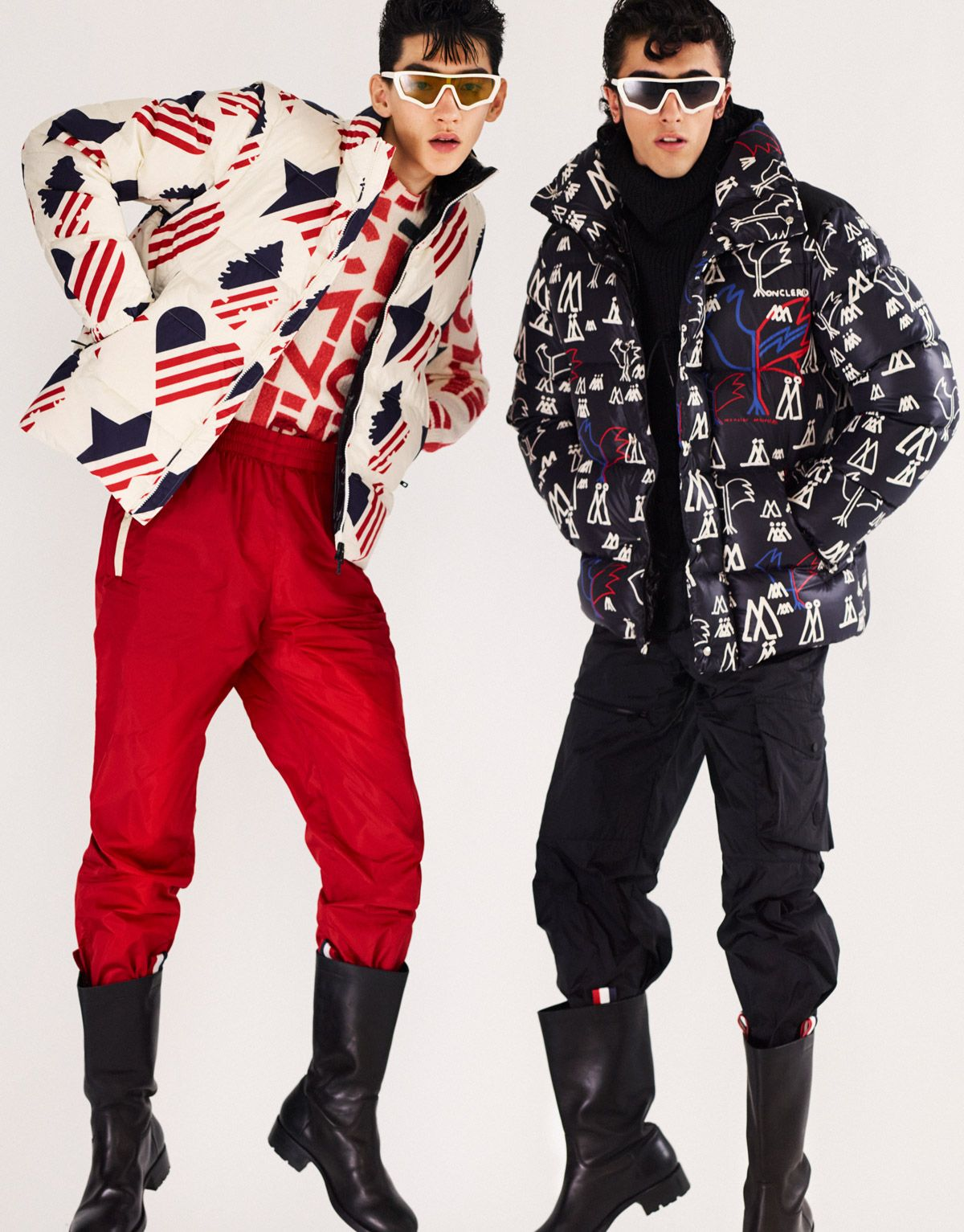 2 Moncler 1952 Man's Sergio Zambon on Italy's OG Streetwear Credentials