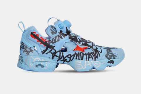 92530665 Vetements x Reebok Instapump Fury