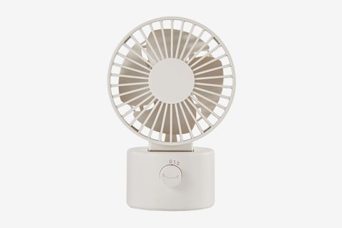 USB Desk Fan Swing