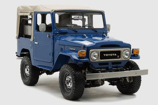 FJ Company's Toyota Land Cruiser G40: Shop it Here