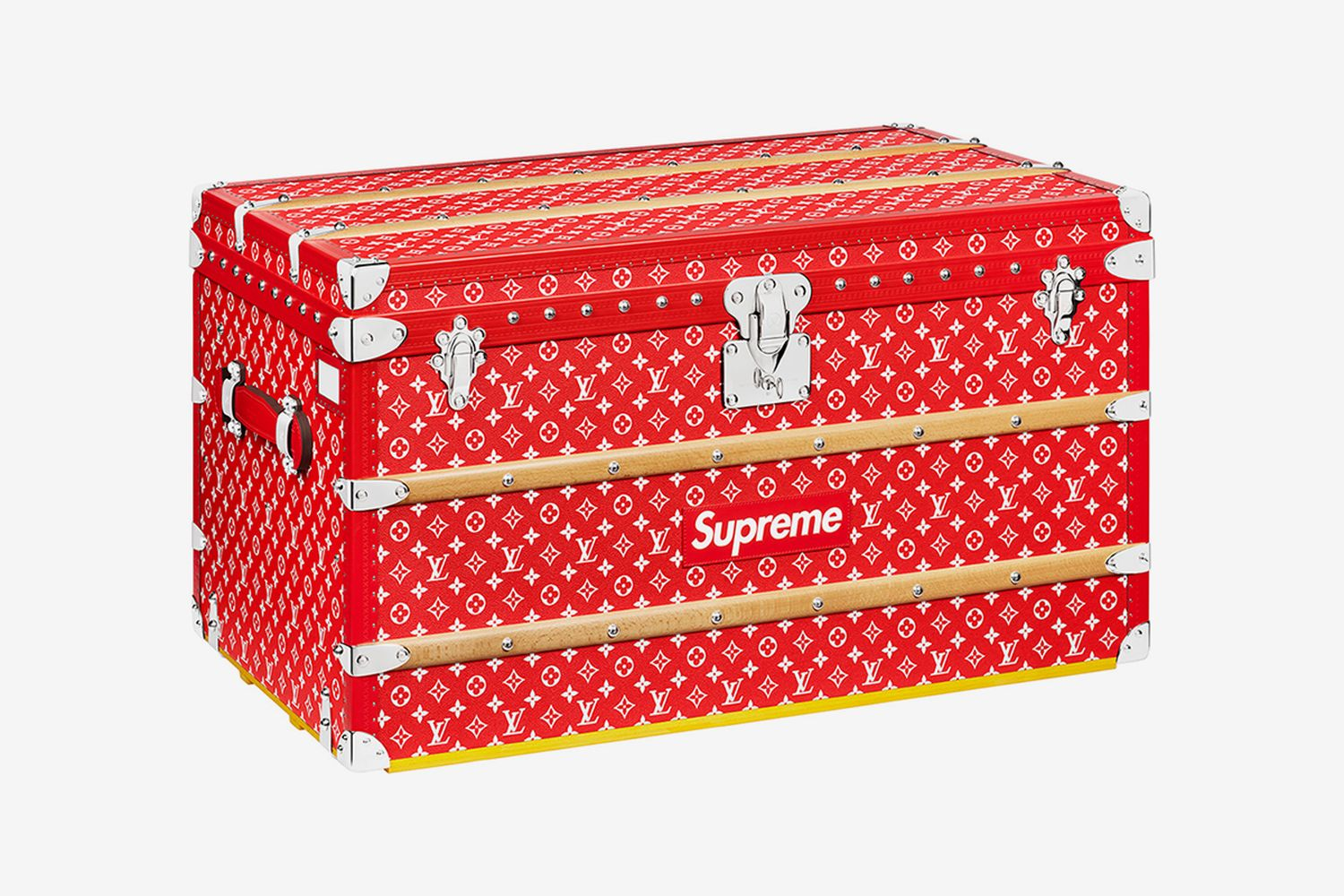 Malle Couir 90 Trunk