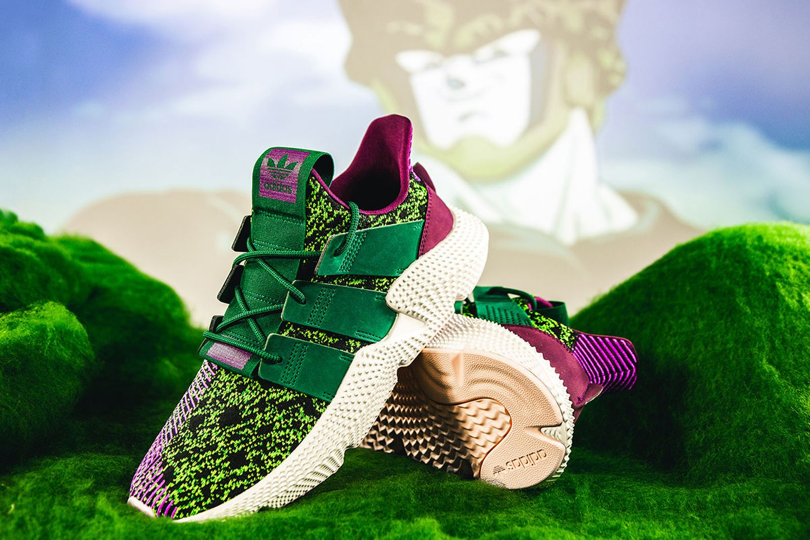 adidas cell dragon ball