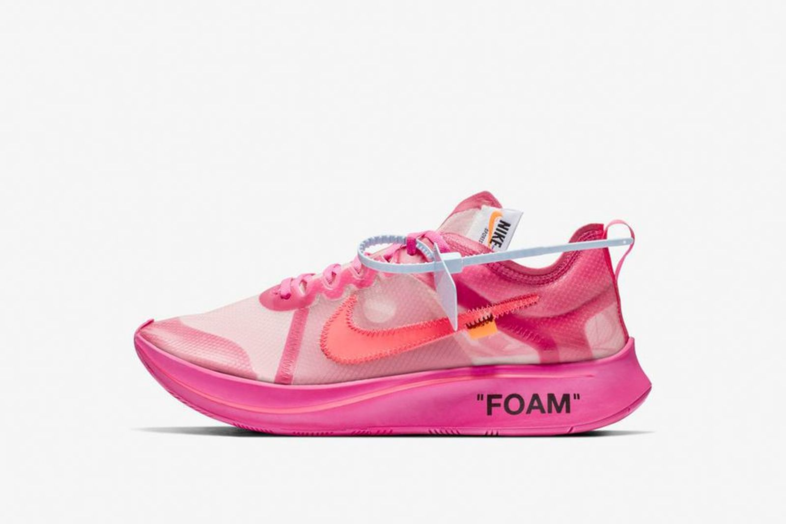 off white zoom fly pink GOAT Nike The Ten OFF-WHITE c/o Virgil Abloh