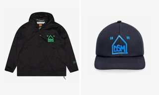 Virgil Abloh Transforms Dover Street Market's Logo in Exclusive OFF-WHITE Collab
