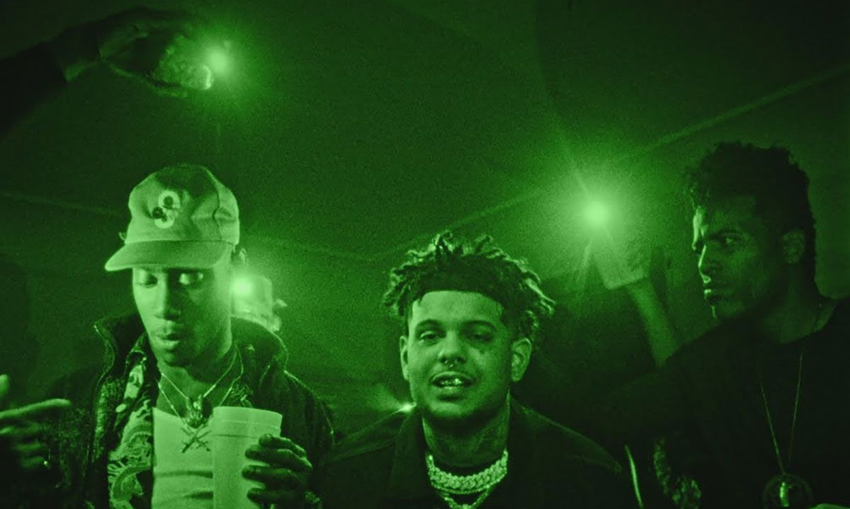 """Octavian & Smokepurpp Embrace the Nocturnal in """"Take It Easy"""""""