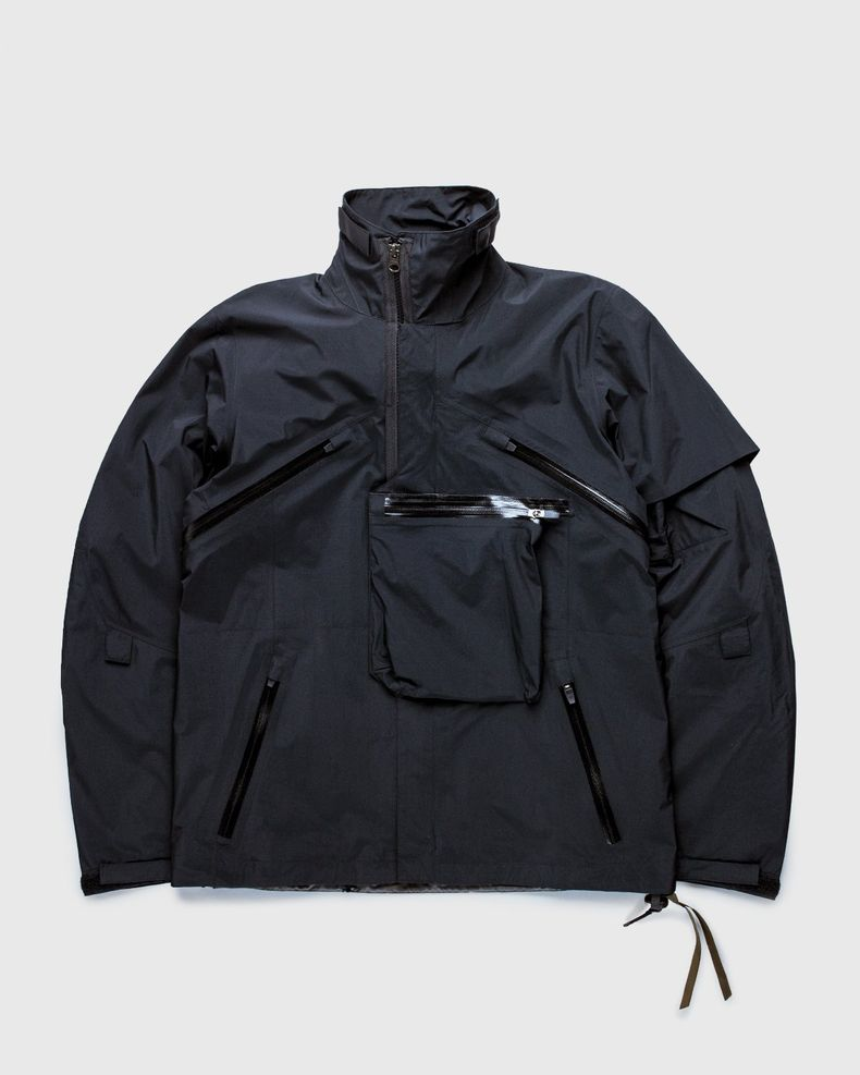 ACRONYM — J1A-GTPL Jacket Black