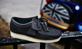 Clarks Helps OFFSPRING Celebrate Its 20th Anniversary With Exclusive Wallabee Release