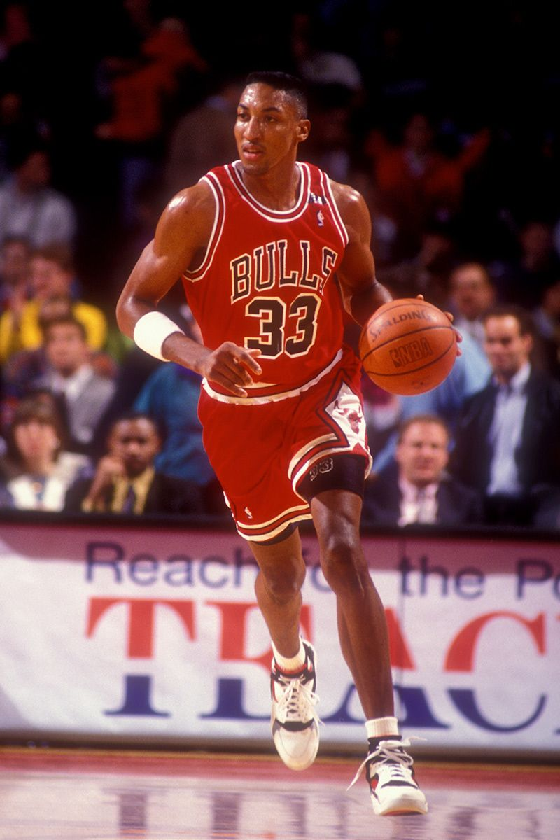 8 Sneakers That Prove Scottie Pippen Has HOF-Level Footwear Game 8