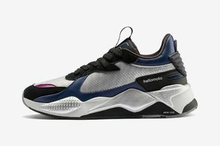 Motorola x PUMA RS-X: Official Release Information & Pictures