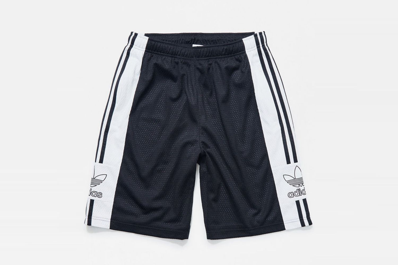 Mesh OTLN Active Shorts