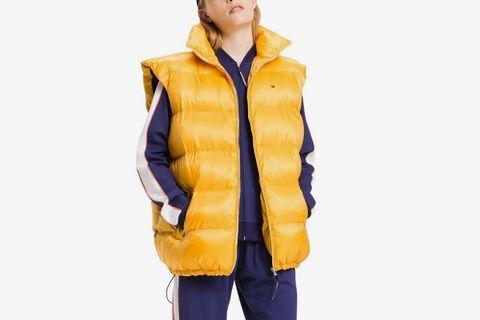 Oversized Puffer Vest