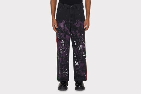 Side Line Painter Pant
