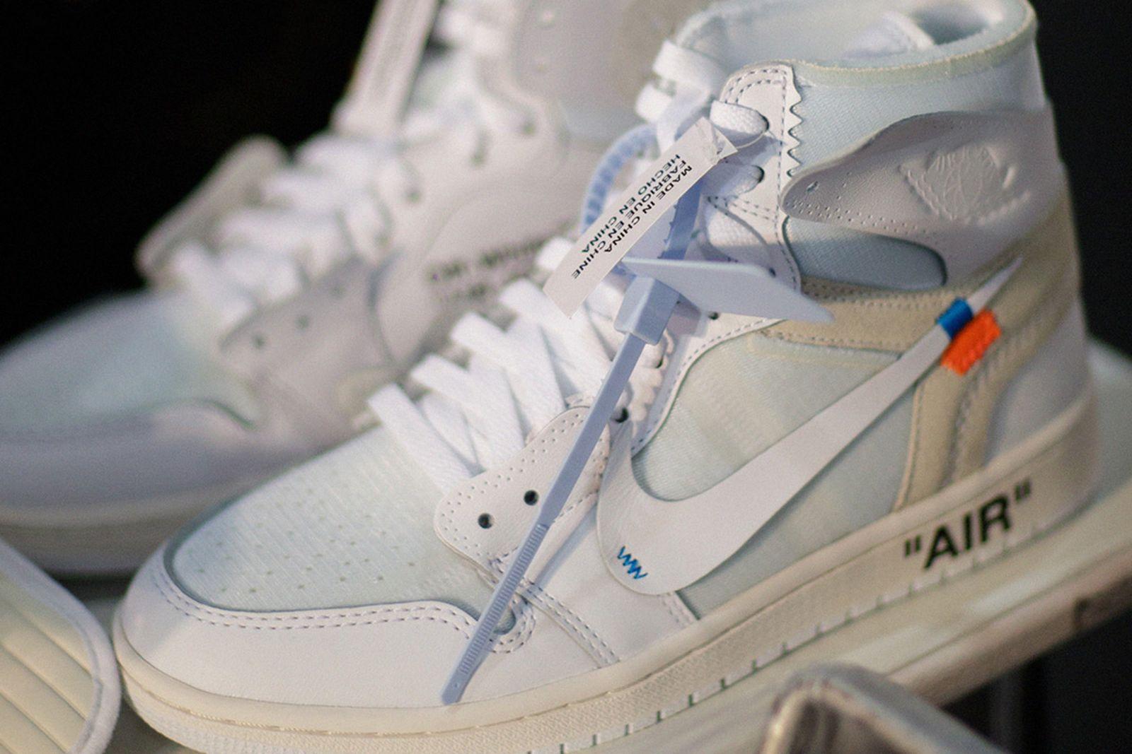 fw18 fashion week best sneakers main 2Chainz Maison Margiela Nike