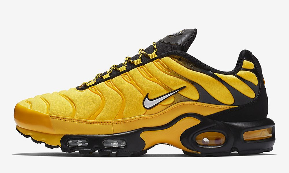 This Nike Air Max Plus Was Reportedly Designed by Drake