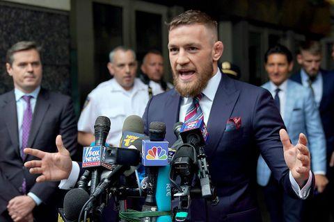 conor mcgregor guilty prison
