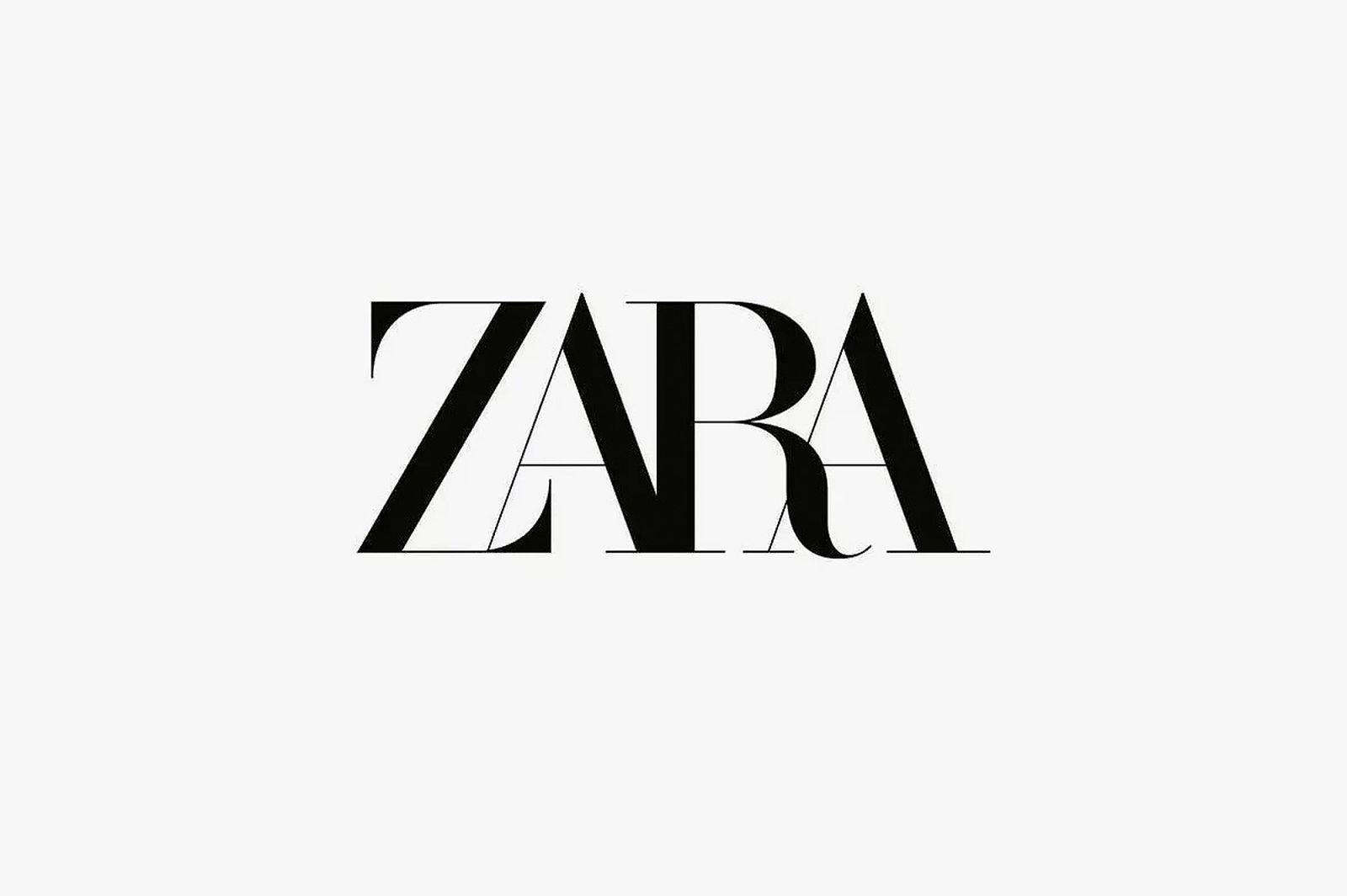 zara new logo