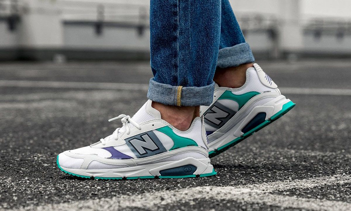 New Balance X-Racer: Official Images & Release Information