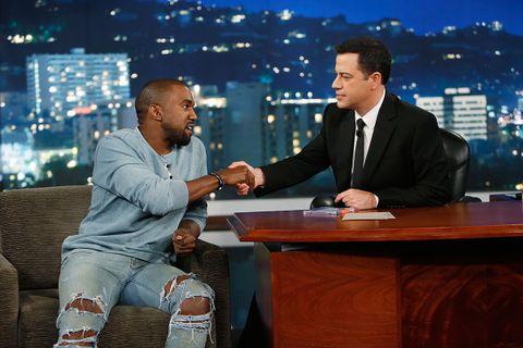 jimmy kimmel kanye west appearance Jimmy Kimmel Live