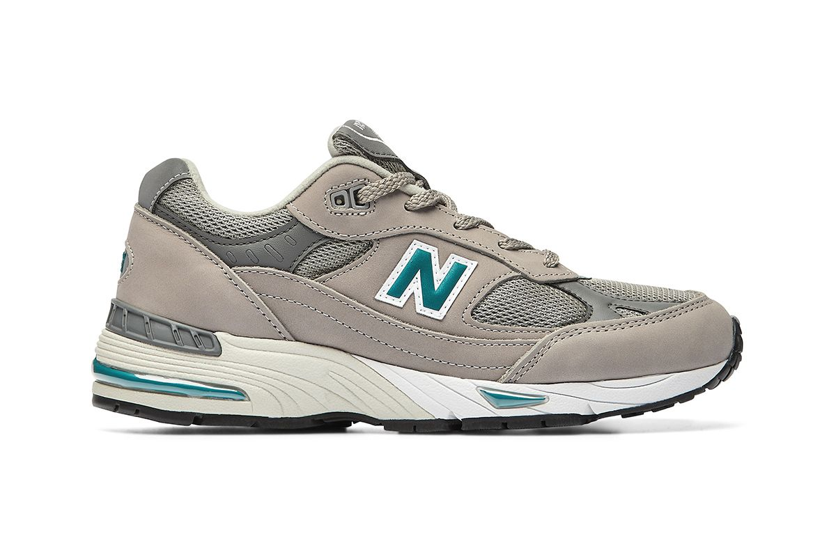 20 Years On, New Balance's 991 Is Still a Wardrobe Essential 9