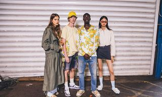 John Elliott Brings Los Angeles (and Sheck Wes) to New York for SS19