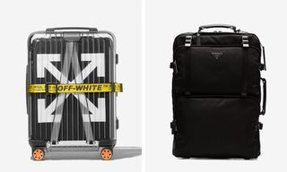 8 of the Best Designer Suitcases for First Class Travel Style