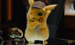Pikachu Teases Signature Quick Attack Move in New 'Detective Pikachu' Clip