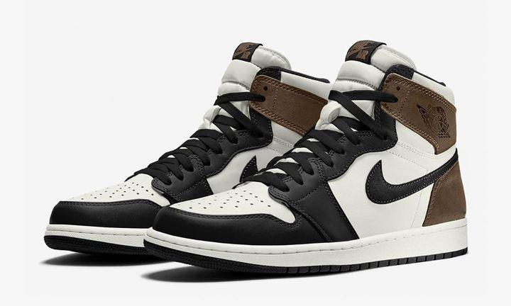 Nike Air Jordan 1 Dark Mocha: Official Release Date (Europe)
