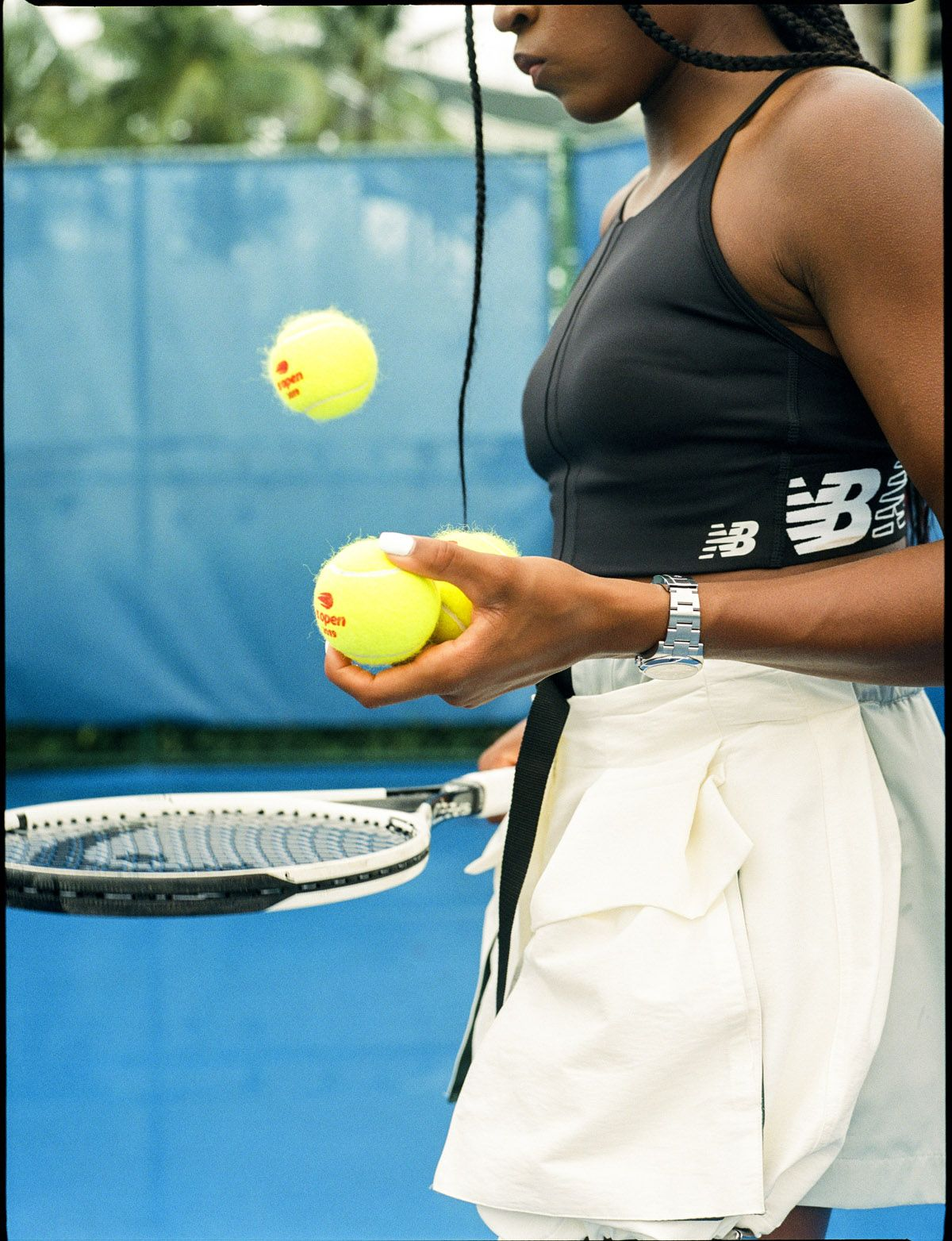 Coco Gauff Is the Teen Titan Electrifying the Tennis World