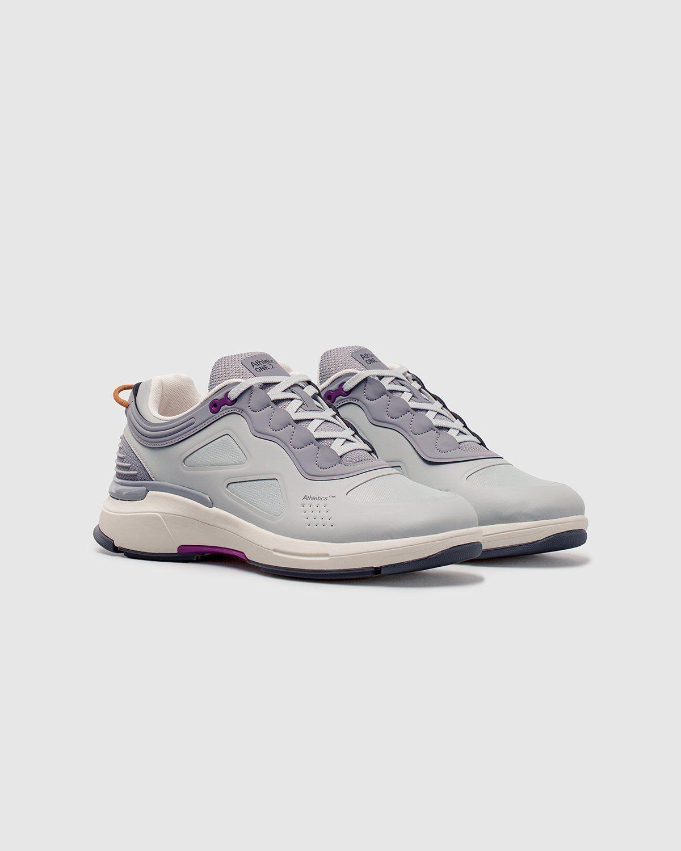 Athletics ONE.2 - Grey / Formal Grey / G3 Grape - Image 2