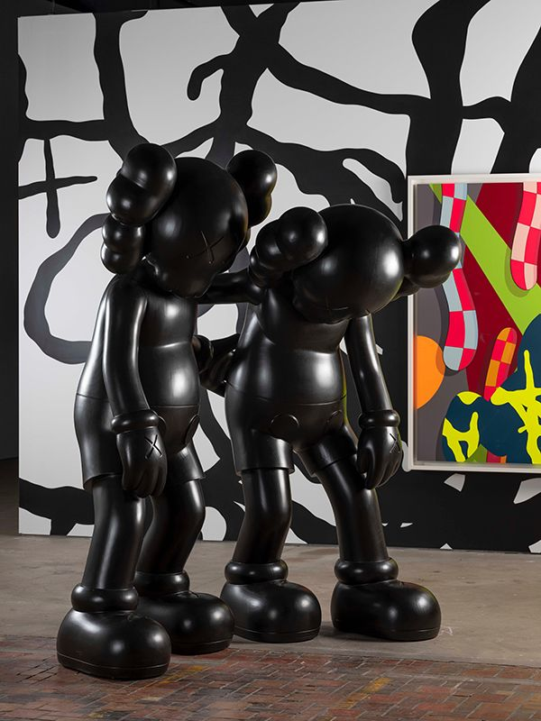 KAWS' 'ALONE AGAIN' Exhibition Opens at Detroit's Museum of Contemporary Art