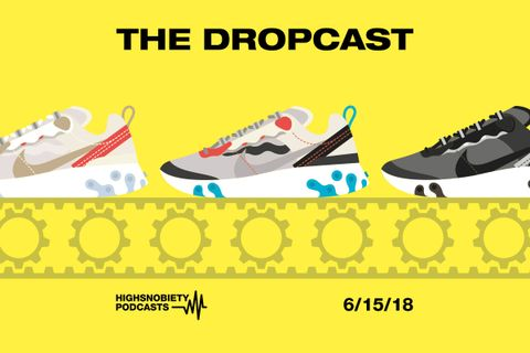 The Dropcast cover main Nike Pyer Moss Supreme