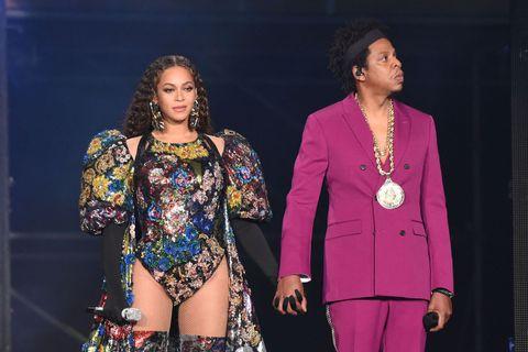 GLAAD Media Awards Jay Z beyonce