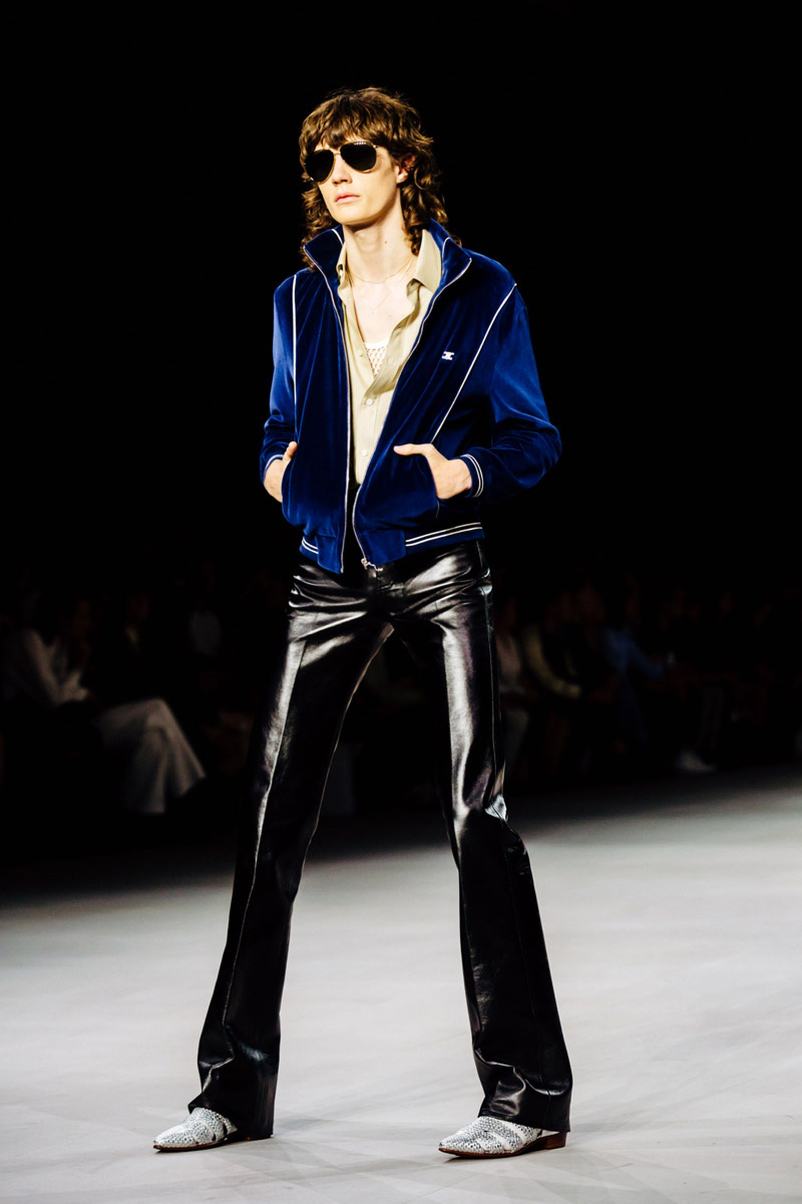 MSS20 Paris Celine JulienTell For Web 16 hedi slimane runway