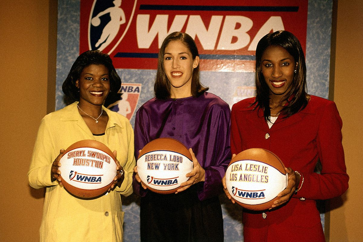 25 Years In & the WNBA Is an Ever-Growing Source of Inspiration 16