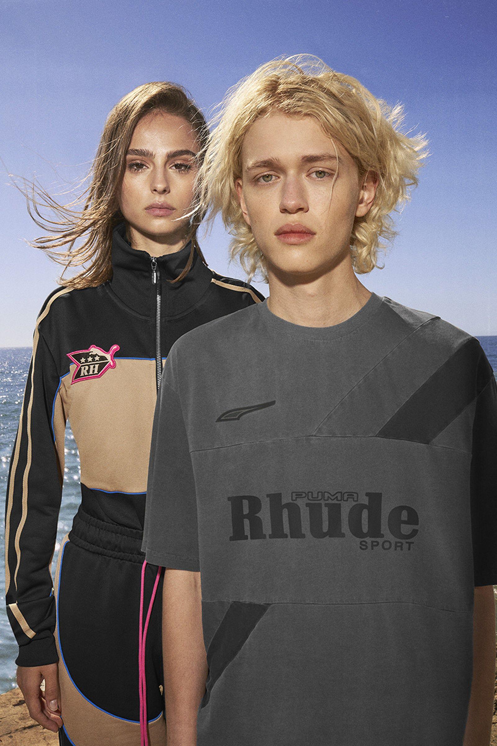 PUMA RHUDE SS20 collection
