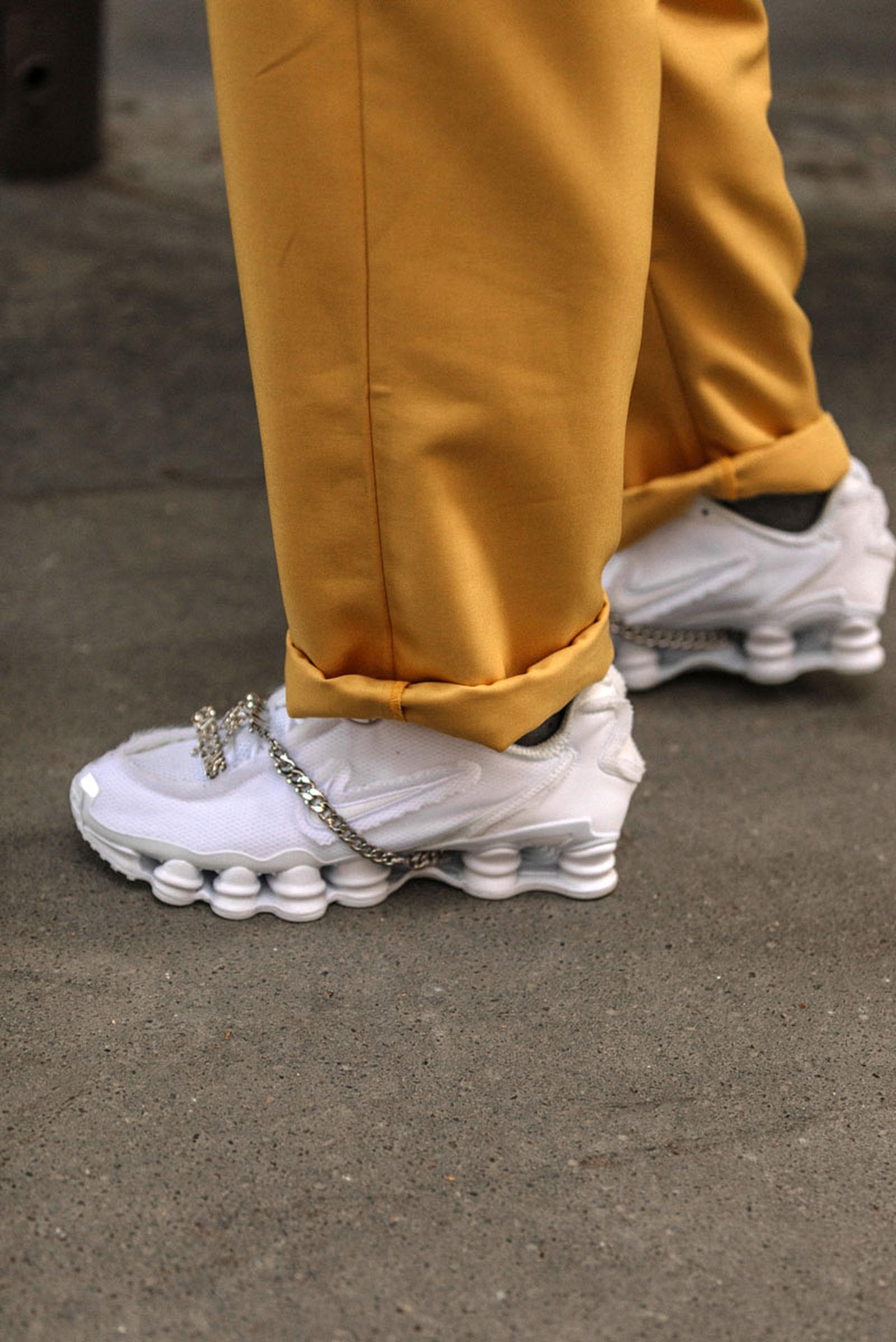paris fashion week ss20 sneakers 019 Nike comme des garcons li ning