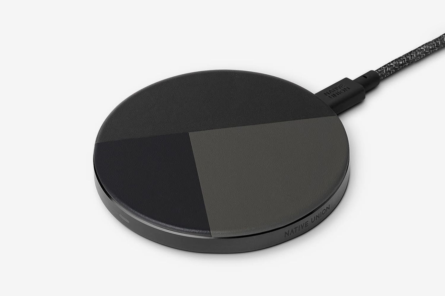 Drop Marquetry Wireless Charger