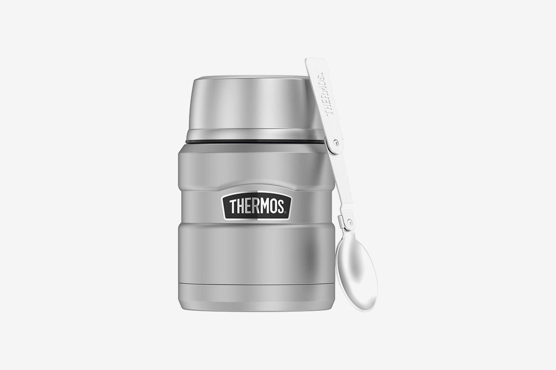 Stainless King Food Jar
